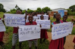 Thousands of children and families in Malawi are being freed from child labour